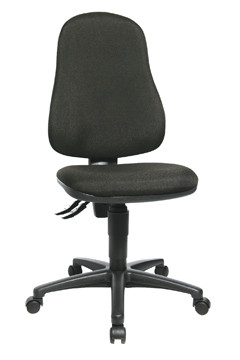 Bureaustoel 60 Cm Zithoogte.Topstar Bureaustoel Point 60 Topkantoor Creatief